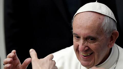 El papa Francisco pide la búsqueda de un estilo comunicativo abie...