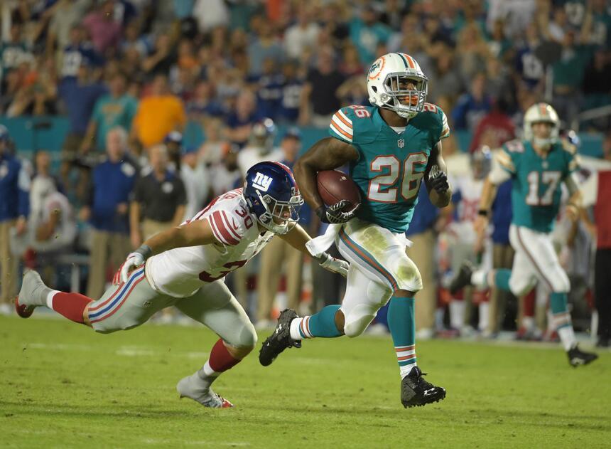 Los 30 jugadores con más puntos de fantasy en la semana 14 de la NFL 16-...
