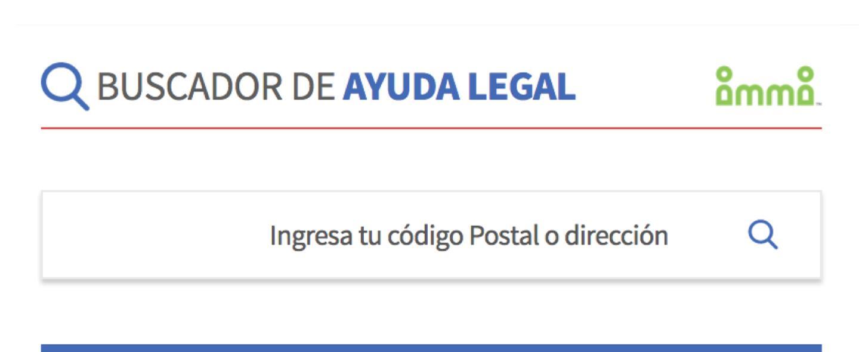 Promo herramienta buscador legal inmigración