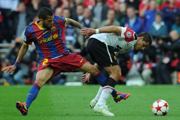 Los jugdores del equipo español quedaron sorprendidos con el gol. Dani A...
