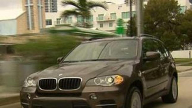 BMW presentó la nueva X5 en Miami