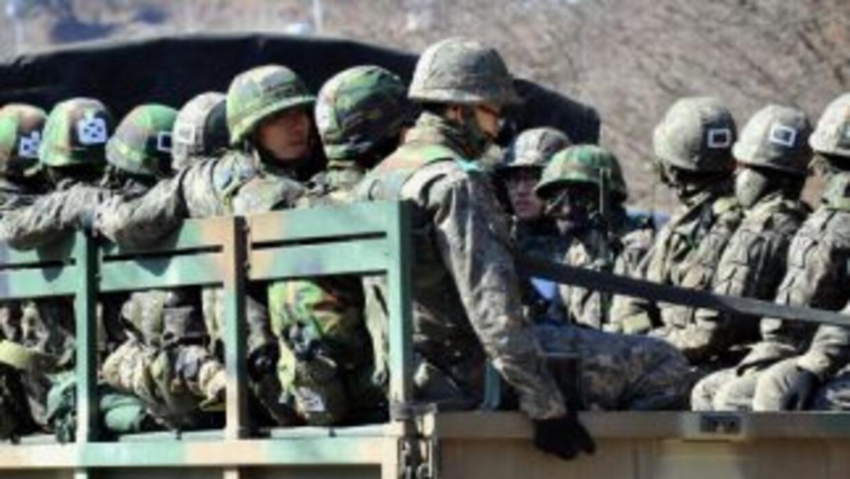 La comunidad internacional pide calma a Norcorea.