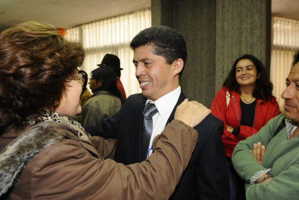Después de 17 años de juicio, un juez ecuatoriano validó las acusaciones...