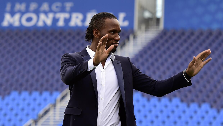 Didier Drogba, fortaleza y magia marfileña en la MLS