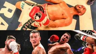 Jovenes talentos que se ganan a pulso su lugar en el boxeo mundial