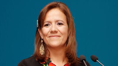 Ex Primera Dama de México busca candidatura a la presidencia