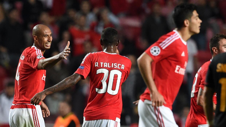 Benfica gana y se sitúa a un paso de 8vos.