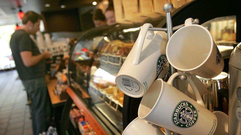 Tienda Starbucks
