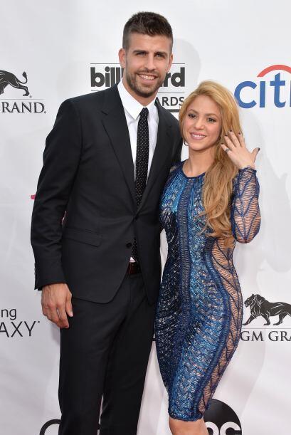Su popularidad incrementó a partir de su romance con la cantante Shakira...