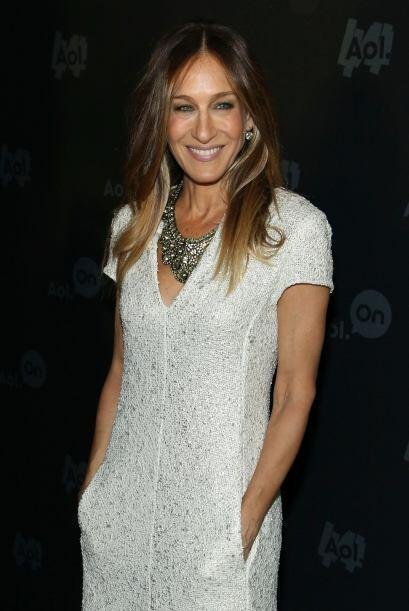 La protagonista de 'Sex and the City', Sarah Jessica Parker, sabía que l...