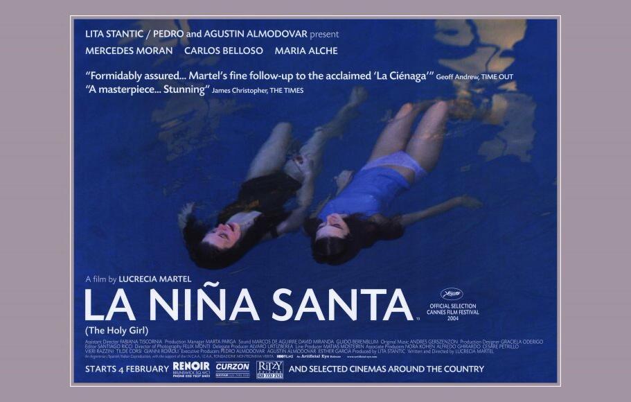 La niña santa(2004), ArgentinaDirectora: Lucrecia MartelReparto: Mercede...