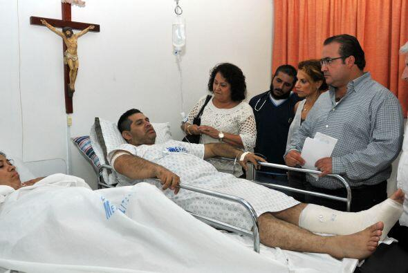 Duarte de Ochoa expresó que brindará todo el apoyo y solidaridad a las f...