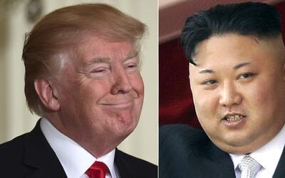 Donald Trump y Kim Jong un, una cumbre inesperada