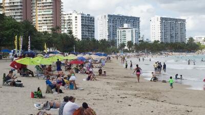 Playas en Puerto Rico