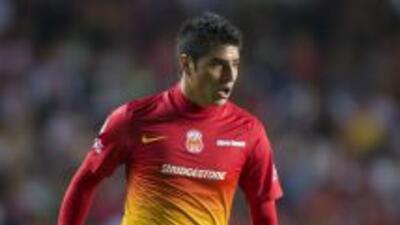 Enrique Pérez, nuevo jugador de Atlas.
