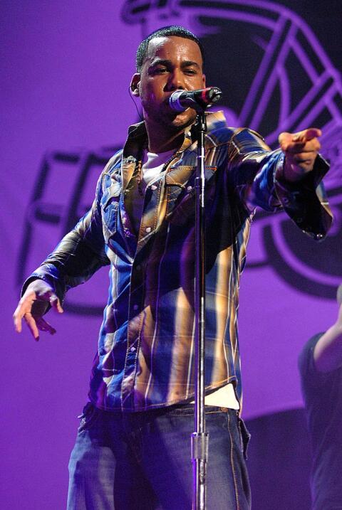 Romeo Santos estrena el video de 'Héroe Favorito' GettyImages-73189265.jpg