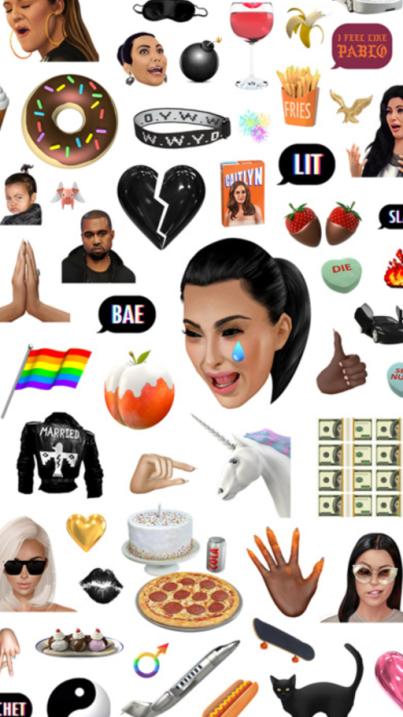 Kim Kardashian ha empezado a trabajar en el mundo de los juegos para dis...