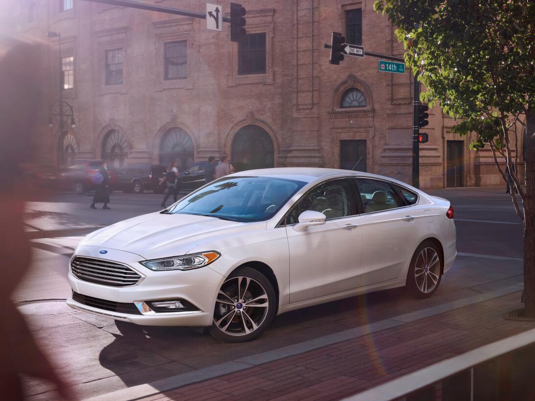 Los cinco carros medianos más seguros