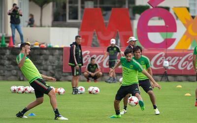 En 26 ocasiones México ha jugado contra una selección africana, con inte...