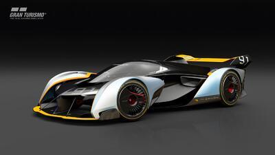 Fotos del McLaren Ultimate Vision GT concept