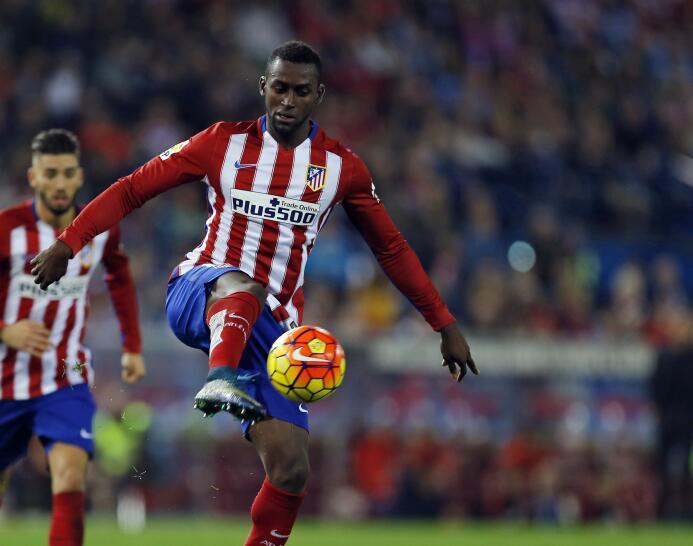 Jackson Martínez llegó al Atlético de Madrid en el mercado del verano de...