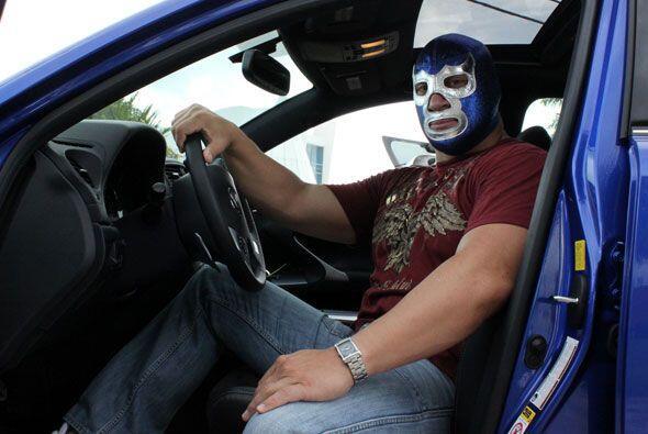 Y no por temor, sino porque afirma ser un conductor con cabeza.