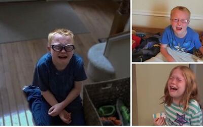 Pareja de youtubers que hacían llorar a sus hijos con sus bromas pierden...