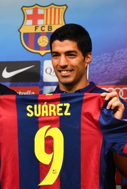 El Barcelona tenía por fin a su crack, y el futbolista dejaba Liverpool...
