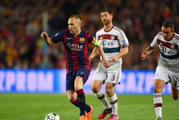 Pero si algo caracteriza al Barcelona es el impresionante nivel con el q...