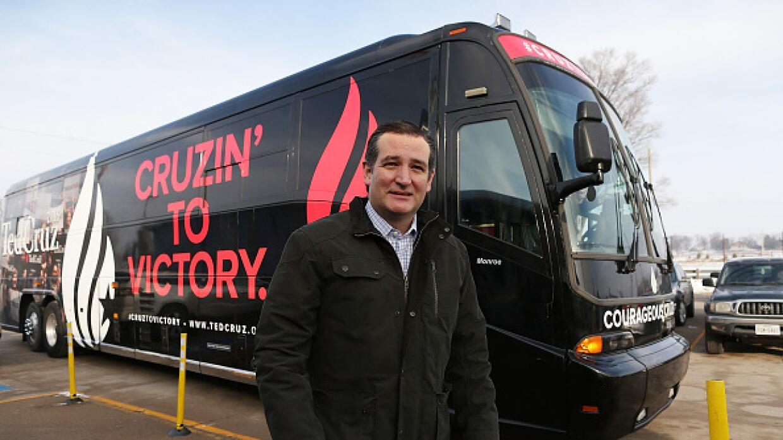 Ted Cruz, precandidato presidencial republicano