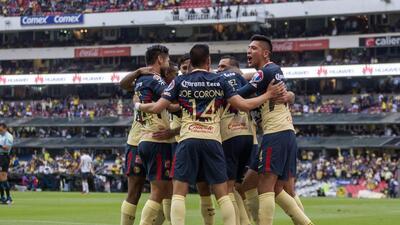 El América se medirá ante el Manchester United previó a su debut en Liga MX