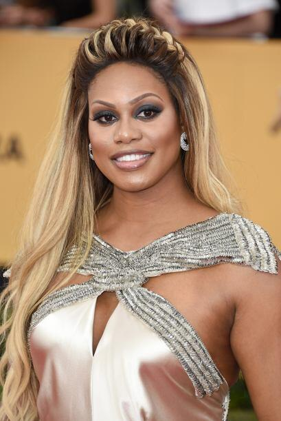 Laverne interpreta a Sophia en el programa 'Orange is the New Black'.