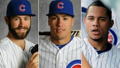 Los nueve hispanos que fueron clave en el triunfo de los Cubs