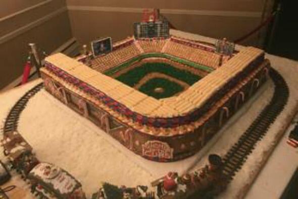 """Como parte de su evento anual """"Gingerbread Bruch"""", el Forest Hills Count..."""
