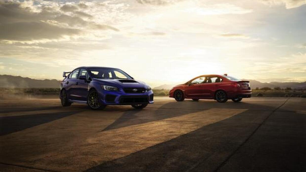 Subaru dio a conocer lo que será la nueva generación de su...