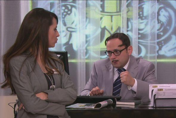 ¡El trabajo de Cipriano depende de la satisfacción del reportero!