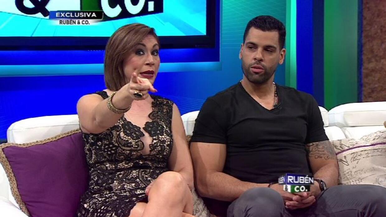 Daniela Droz y Christian Dalmau