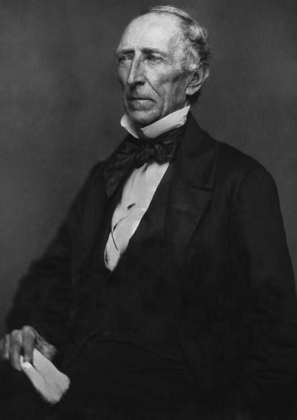 La décima es la vencida. John Tyler (1790-1862), el décimo mandatario de...