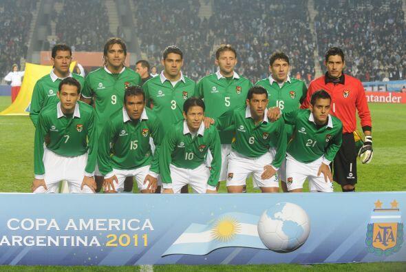 Bolivia sacó un excelente resultado para sus aspiraciones al empatar con...