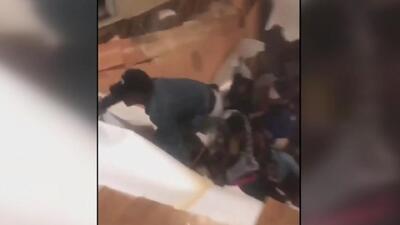 El piso colapsó en plena fiesta: al menos 30 heridos en derrumbe en Carolina del Sur
