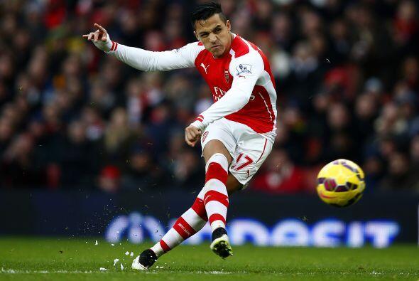 En el Emirates Stadium los Gunners volvieron a mostrar su explosividad a...