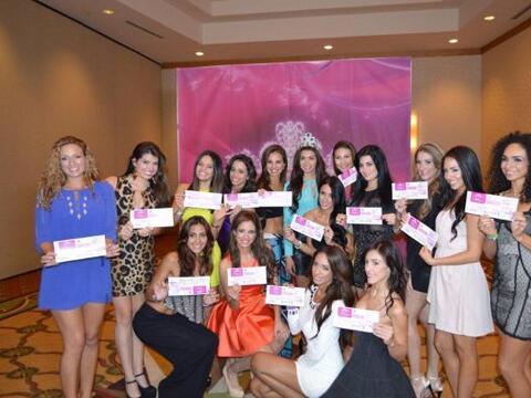 Estas chicas fueron las últimas en ser elegidas para participar e...