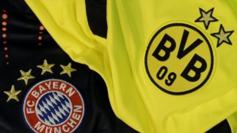 Los alemanes parecen estar más decantados por el cuadro del Dortmund par...