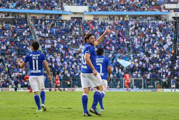 La derrota apareció una vez más en la octava fecha de ese Apertura 2012...