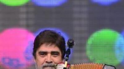 Celso Piña hará sonar su poderoso acordeón durante el festival SXSW 2015.