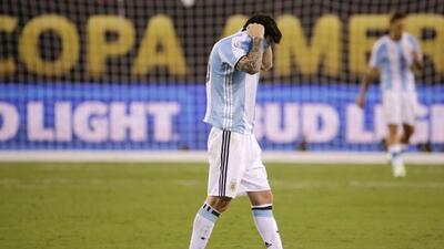 ¡Otra vez! Lionel Messi se despediría de nuevo de la selección argentina