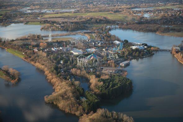 """La Agencia del Medio Ambiente mantiene 16 alertas """"graves"""" de inundacion..."""