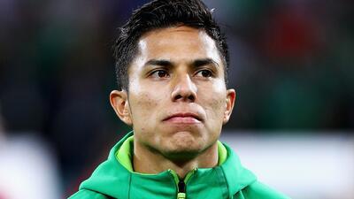 Carlos Salcedo: ''Esta fecha FIFA me va a sentar bien para entrenar con el equipo''