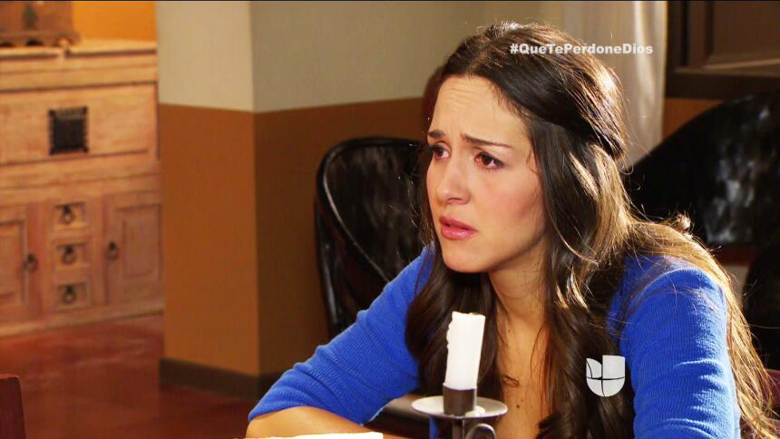 Abigail no quiere que Diego se case