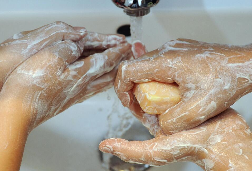 Día Mundial de lavarse las manos